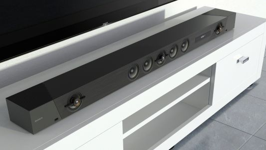 Sony's new Dolby-enabled HT-ST5000 soundbar is a beast