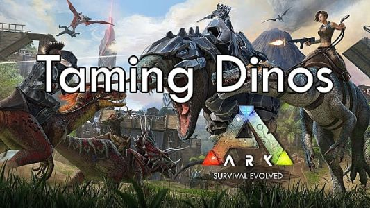 How to Tame Animals in Ark Mobile