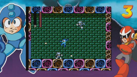 Mega Man Legacy Collections are coming to Switch