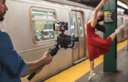 DJI's New Ronin SC Gimbal Is Much Easier To Carry