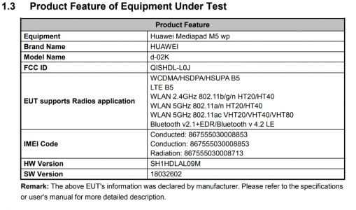 Huawei Android Tablet With Dual-Camera Setup Hits The FCC