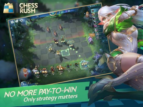 Tencent Giving Away Mountains of Cash in the Chess Rush Global Star Challenge