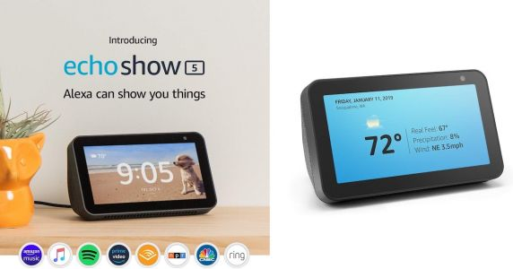 Amazon Reveals 'Echo Show 5' With New Design and Alexa Commands for Deleting Voice Recordings