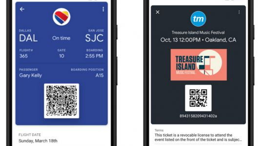 Google Pay now lets you travel ticket-free with digital boarding passes