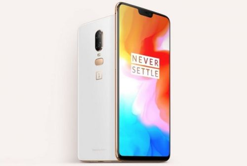 OnePlus 6T will be available with O2, EE and Vodafone in the UK