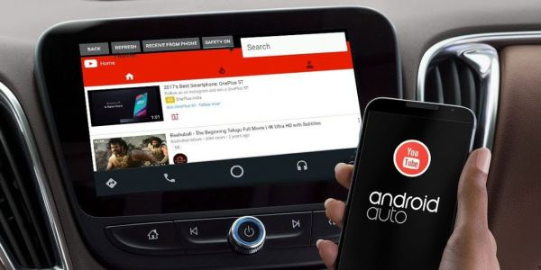 If you ever wanted to watch YouTube on Android Auto, there's an app for that