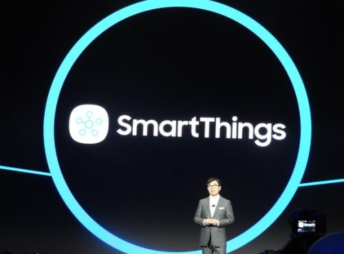 Samsung wants its SmartThings app to be your IoT remote control