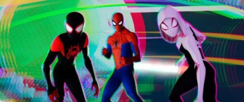 Spider-Man: Into the Spider-Verse Netflix Release Confirmed