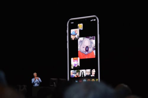 Group FaceTime won't launch with iOS 12 and Mojave after all