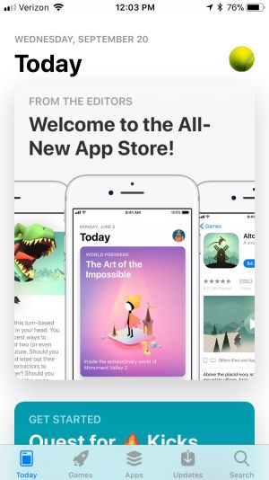 IOS 11 Is Here, and So Are Big App Store Changes