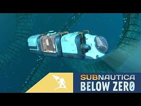 Subnautica Below Zero Seatruck Update Surfaces Alongside New Biomes, Fauna