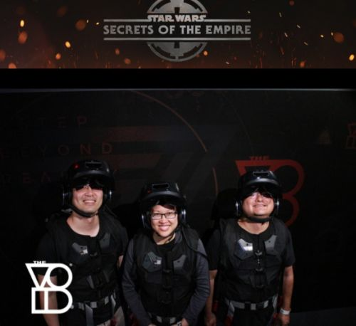 Star Wars: Secrets of the Empire - a step inside The Void's new VR experience
