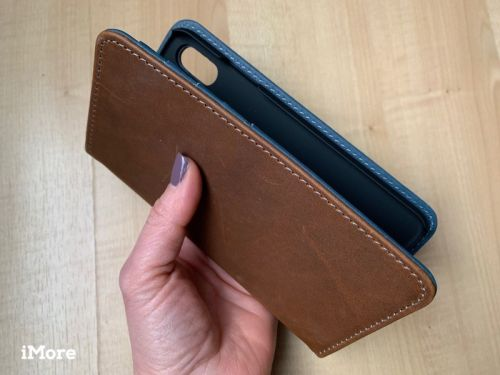 Pad & Quill Bella Fino iPhone Wallet Case: Gorgeous but flawed