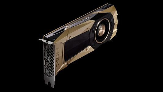 Nvidia's Titan V is a massively powerful GPU for cryptocurrency mining
