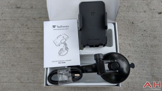 TaoTronics TT-SH004 Review - In-Car Wireless Charging For Under $15