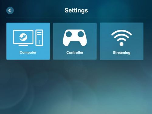 With Steam Link app, your smartphone can be an imperfect gaming monitor