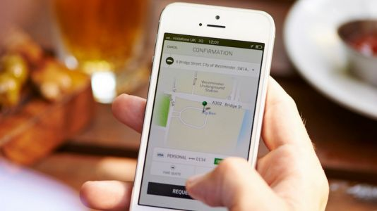 Uber may list tube and bus routes in its smartphone app