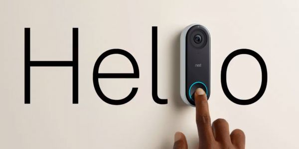 Nest's Hello doorbell allows for HD video monitoring, coming in 2018