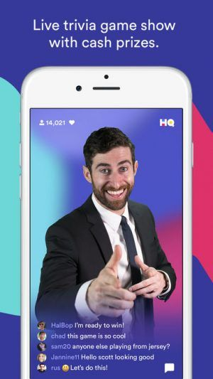 'HQ Live Trivia Show' From 'Vine' Creators Feels Like a 'Black Mirror' Episode