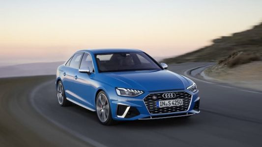 This is the new 2019 Audi A4