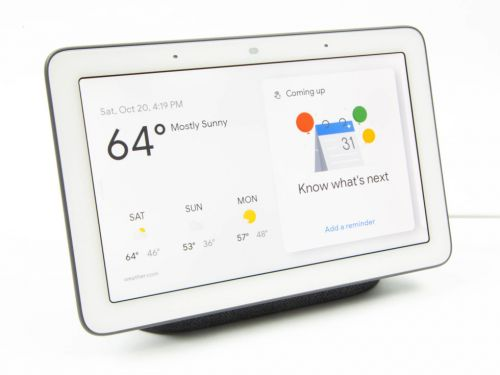"Google Home Hub review-A ""Minimum Viable Product"" with potential"