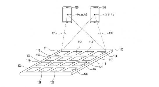 Samsung Patents Room-Scale Wireless Charging Technology