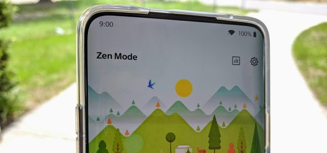 How to Enable Zen Mode on Your OnePlus 7 Pro to Help Curb Your Smartphone Addiction