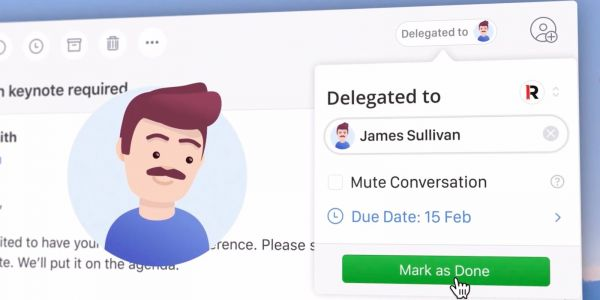 Spark launches handy email delegation tool with deadlines and progress tracking