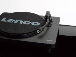 Lenco L-400 and L-30 fuss-free turntables