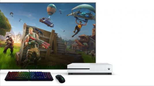 Xbox One update rolls out with keyboard-and-mouse support