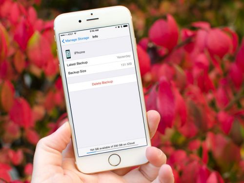 How to manage your iCloud storage on iPhone or iPad