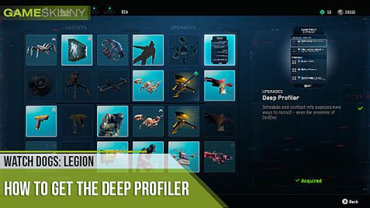Watch Dogs Legion Deep Profiler: How to Get It and Recruit NPCs