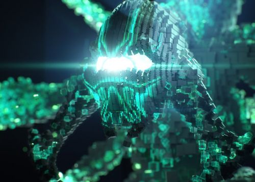 VR Movie Enter The HuMachine Created By Kaspersky Lab