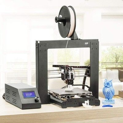 Make something new with Monoprice's $230 Maker Select 3D Printer