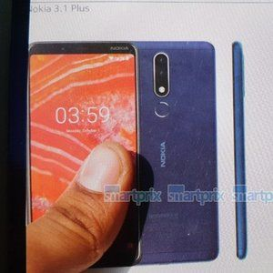 Nokia 3.1 Plus could arrive tomorrow with 6-inch display, two rear cameras