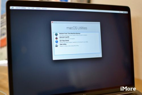 Restoring files and your entire hard drive with Apple's Time Machine