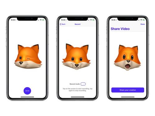This awesome app lets you record Animoji videos outside of Messages