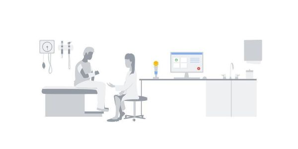 Google Brain & Stanford study using voice recognition to transcribe doctor, patient visits