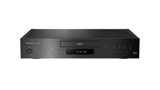 Panasonic's new high-end Blu-ray player sets Oppo in its sights