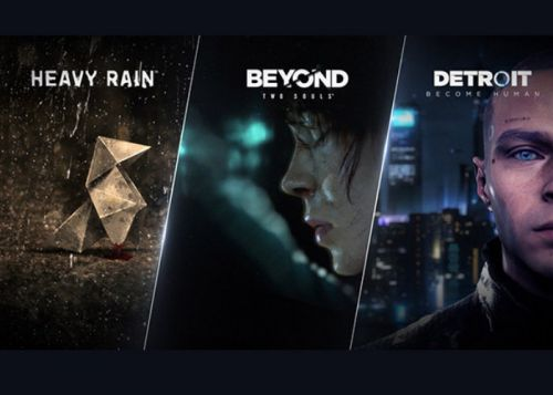 Heavy Rain, Beyond Two Souls and Detroit Become Human PC release dates confirmed