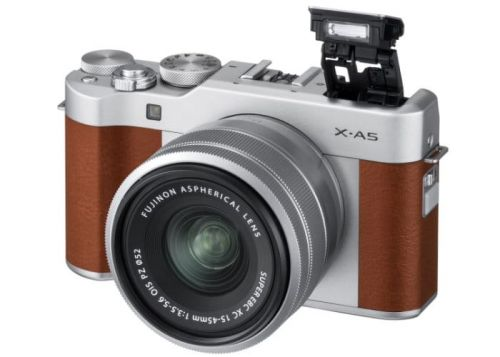 Fujifilm X-A5 Mirrorless Camera Launches Feb 8th From $300