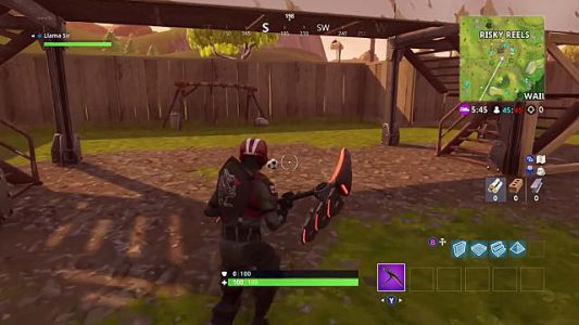Fortnite Challenge Guide: Score a Goal on Different Pitches