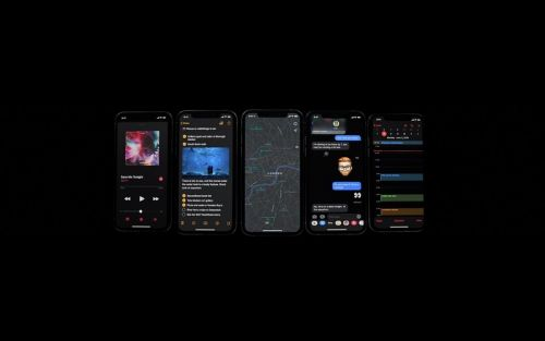 Apple Unveils iOS 13 Featuring Dark Mode, Swipe Keyboard, and Faster Performance
