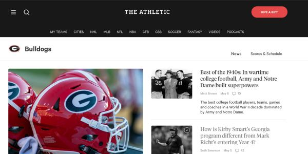 Comment: Should The Athletic be an acquisition target for Apple?