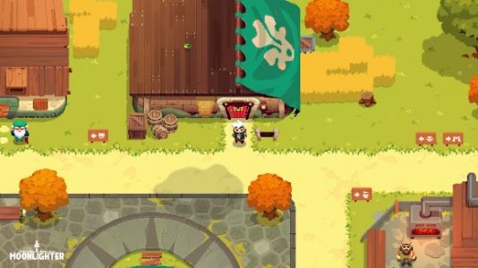 Moonlighter is opening up shop and slaying monsters on Nintendo Switch
