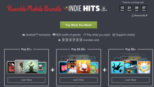 Humble's latest Mobile Bundle features 11 Android games for $5