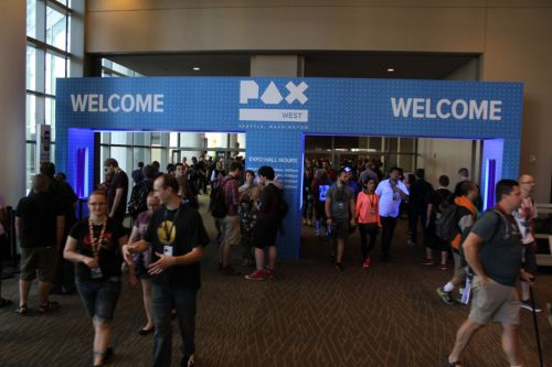 Look back at PAX West 2017 with our photo scavenger hunt