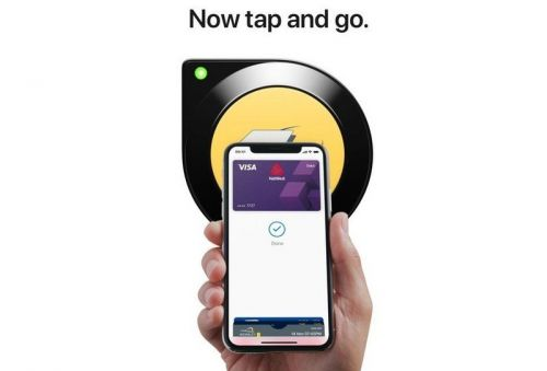 COVID-19 delays Apple Pay rollout on New York metro