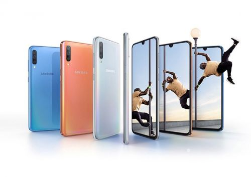 Samsung Galaxy A70 software update brings improved camera and more