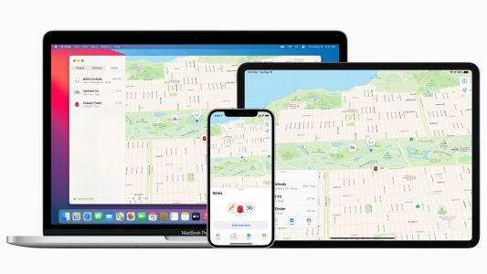 Apple Announces Find My Network With Support for Third-Party Devices